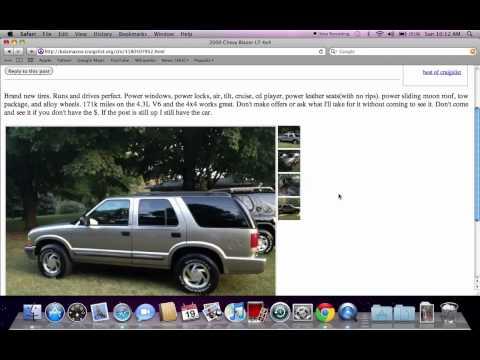 Cars For Sale In Monroe Michigan Craigslist