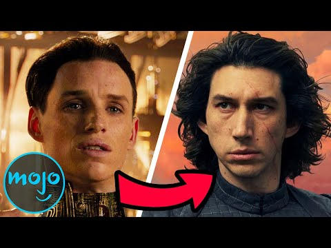 Top 10 Iconic Roles Almost Played by Different Actors