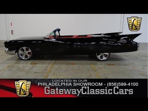 1960 Cadillac Series 62 Custom, Gateway Classic Cars Philadelphia - #322