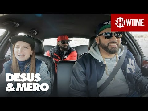 Anna Kendrick Hits the Strip Club & Cops Her 1st Timbs | DESUS & MERO | SHOWTIME