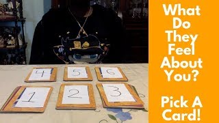Video What Do They Feel About You? Pick A Card Reading download MP3, 3GP, MP4, WEBM, AVI, FLV Oktober 2018