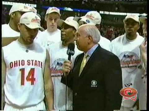 Ohio State: Post BT Tourney Interview 2007