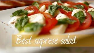 Best Caprese Salad Video Recipe