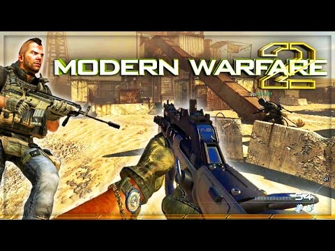 MW2 NEW MODDED GUNS! (Call Of Duty: Modern Warfare 2)