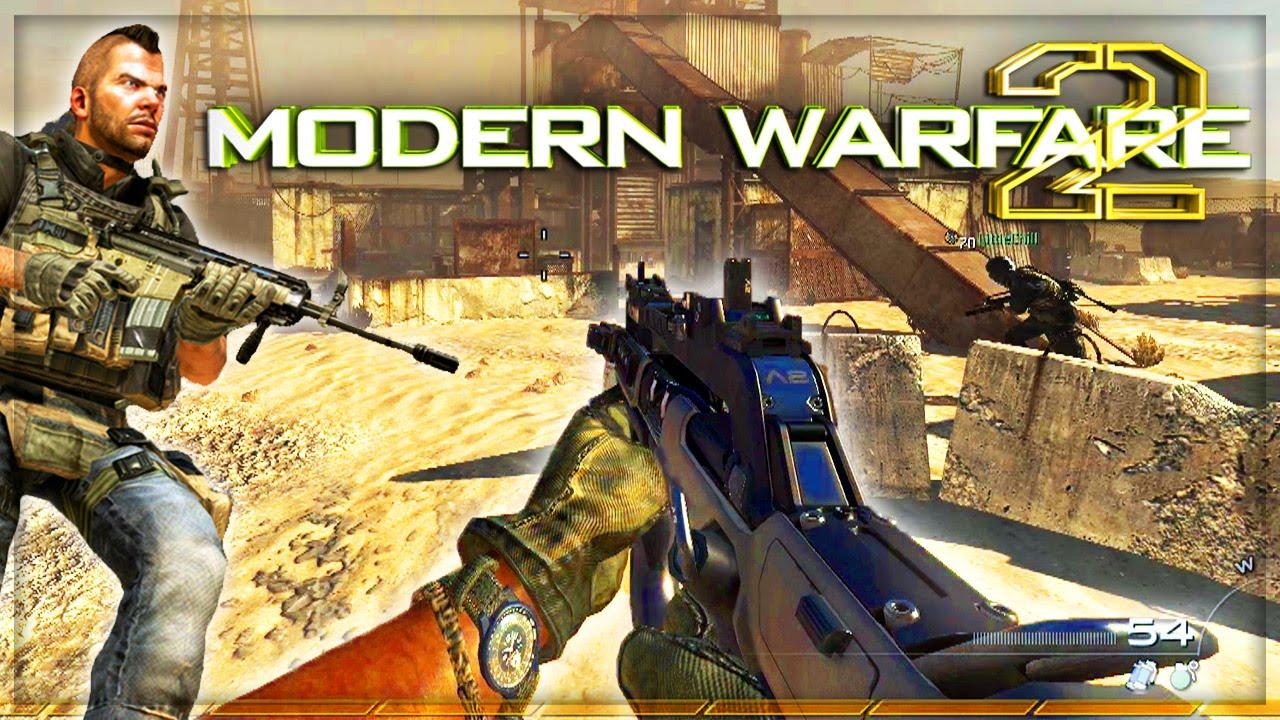 New Mw2 Guns: Call Of Duty: Modern Warfare Remastered