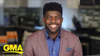Emmanuel Acho talks new book, 'Uncomfortable Conversations With a Black Man' l GMA