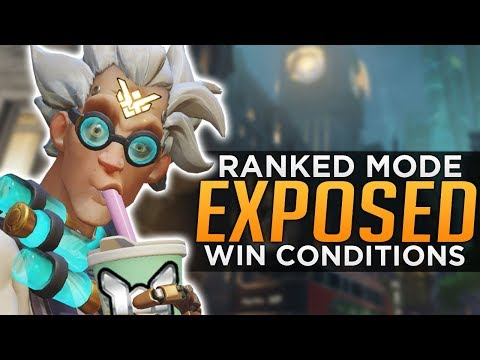 How to Win ANY Game of Overwatch - Ranked Mode EXPOSED!