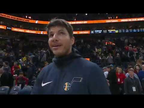 San Antonio Spurs vs Utah Jazz | December 4, 2018