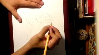 How to draw chibi with pikachu sweater