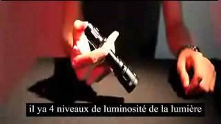 Jetbeam pc25 lampe de poche 408 lumens