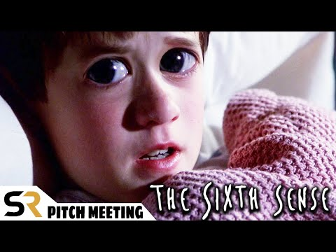 The Sixth Sense Pitch Meeting