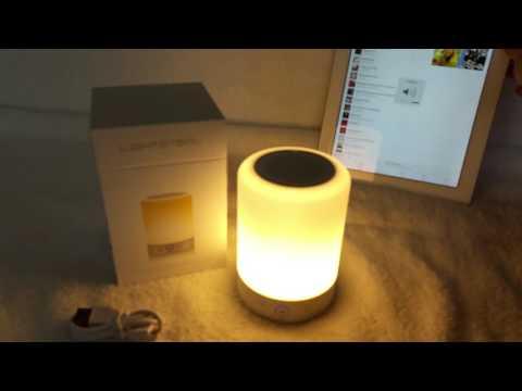 LightStory Smart Music Light LED Bed Lamp