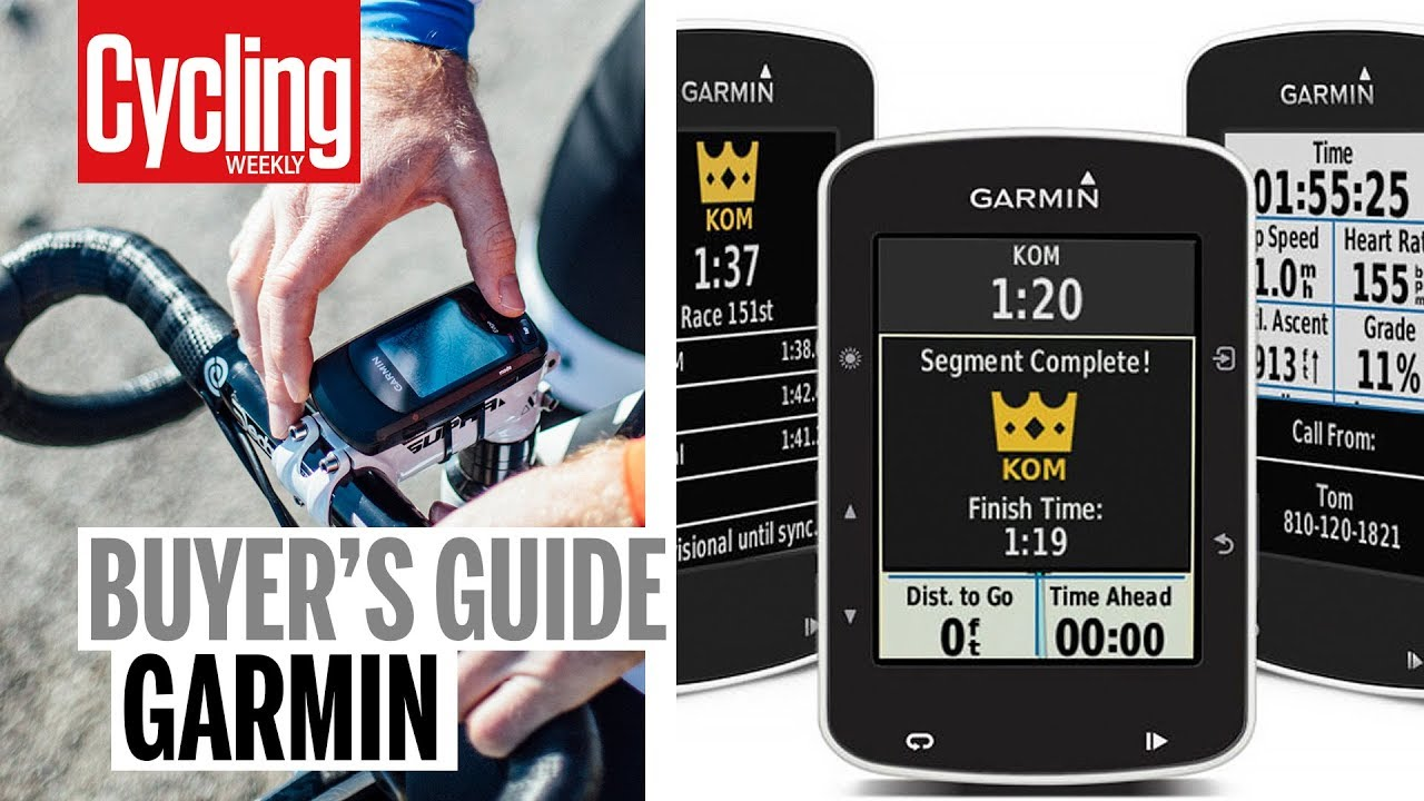 Garmin Edge 520 vs 820: what's the difference? - Cycling Weekly