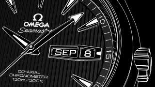 OMEGA Seamaster Aqua Terra Калібр 8601/8611 - Відео Manual