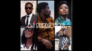 afrobeat hits of 2015 by dj permoson ft sarkodie bisa kdei patoranking nero x