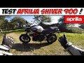 #Moto Vlog 145 : TEST APRILIA SHIVER 900 / TRES BONNE EVOLUTION !😁