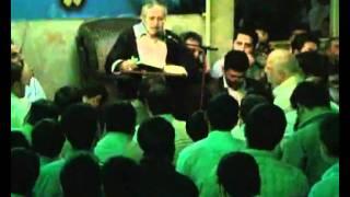 شب اول ماه رمضان 1390 مسجد ارک قسمت 4 ║ حاج منصور ارضی
