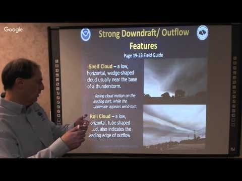 NWS Memphis Skywarn Spotter Training Class