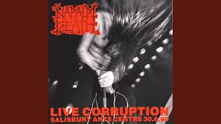 Provided to YouTube by Earache Records Ltd Intro · Napalm Death Liv...