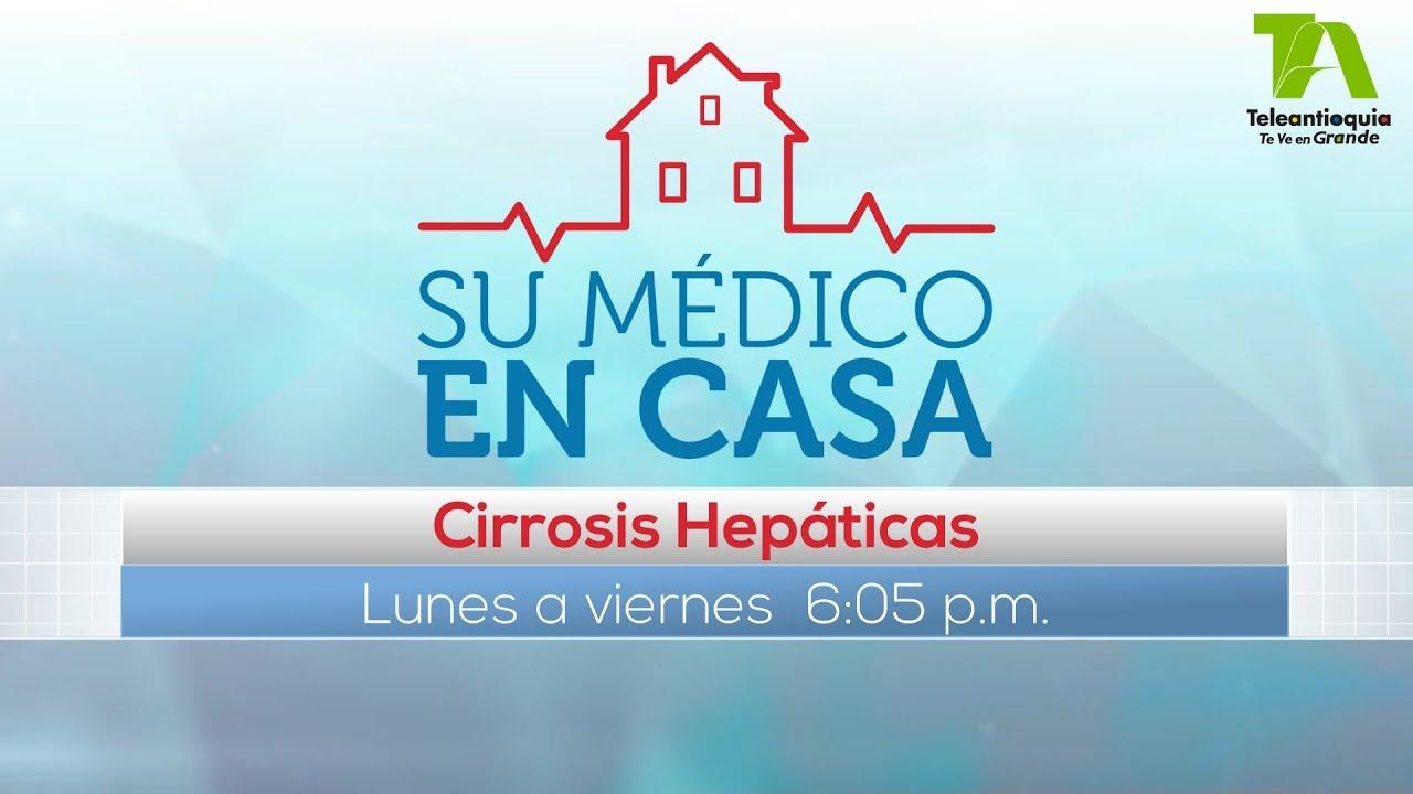 cirrosis hepatica causas y consecuencias