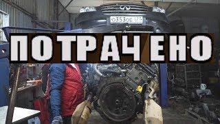 видео Ремонт Инфинити (Infiniti) в Москве, Автосервис Инфинити на Южной