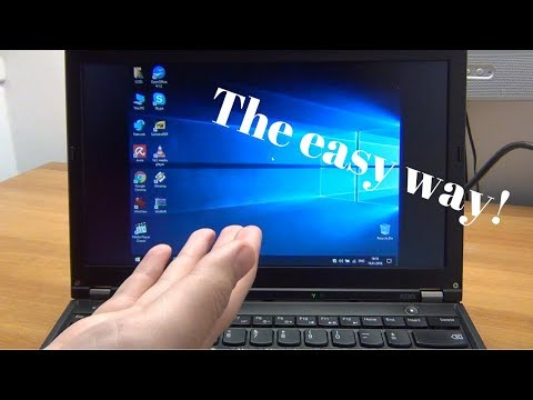 How to enable Low Resolution Video Mode (VGA) on Windows 10 - The easy way!