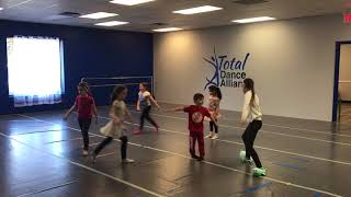 Winter Break Dance Camp - Hip hop