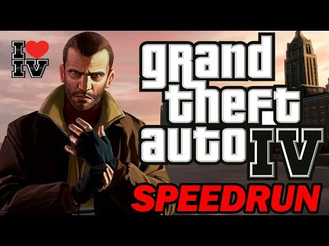 Grand Theft Auto IV Any% Speedrun thumbnail