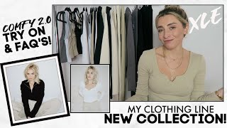MY NEWEST COMFY COLLECTION! TRY ON & FALL STYLE!
