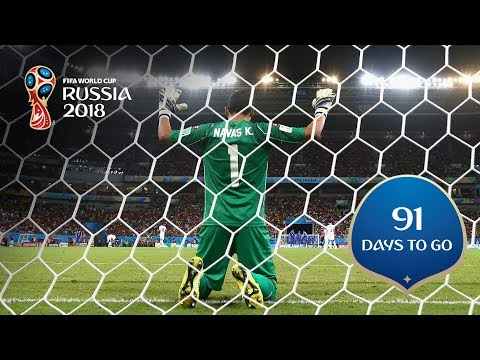 91 DAYS TO GO! Navas Proves Near-Unbeatable