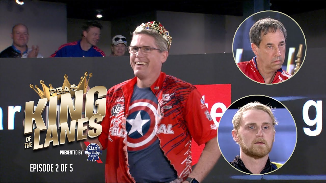 2021 PBA King of the Lanes   Show 2 of 5   Full PBA Bowling Telecast