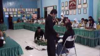 Magic Perform at SMA Negeri 1 Sampit - Iqbal Maulana