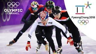Short Track - A South Korean Passion   Winter Olympics 2018   PyeongChang 2018