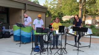 Ride a Tear - Blue Iron Community Steel Band