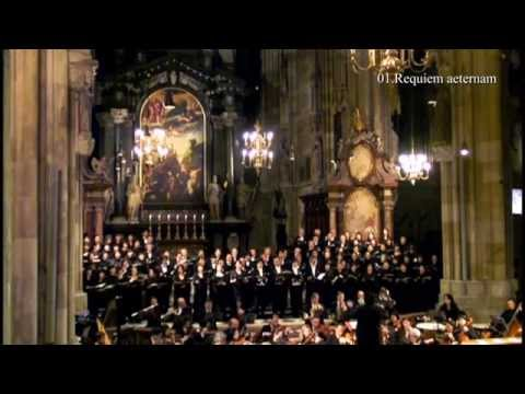 Requiem-project concert at St. Stephen's Cathedral, Vienna
