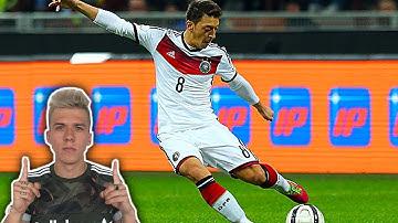 Alle MESUT ÖZILS TORE für die Deutsche Nationalmannschaft