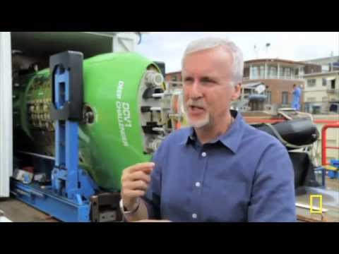 Deepsea Challenge: James Cameron to Dive to Ocean's Deepest Point
