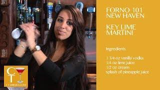 Forno101 New Haven - Key Lime Martini