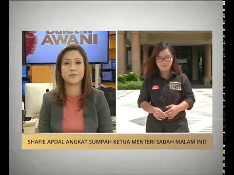 Shafie Apdal angkat sumpah Ketua Menteri Sabah malam ini?
