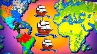 all new world nations battle for earth civilization civ 6