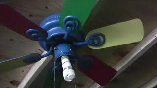 Target Hugger Ceiling Fan Vintage Ceiling Fans
