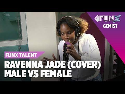 LIL' KLEINE - NET IETS MEER (COVER) SUZET LICHEL | FUNX TALENT MALE VS. FEMALE