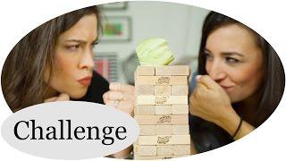 Mega JENGA Challenge Pt.2 + BESTRAFUNG mit Kim Lianne