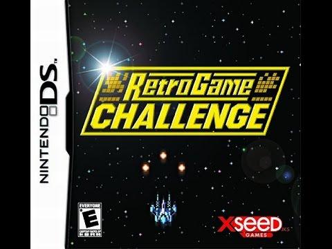 Retro Game Challenge (ゲームセ...