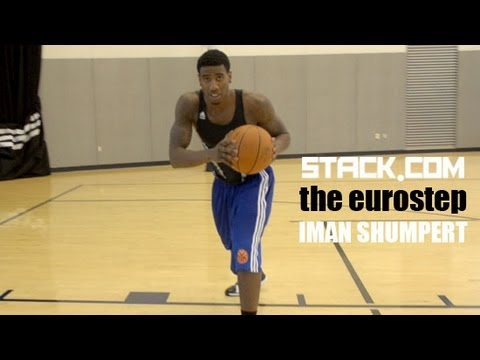 How to Perform the Euro Step With Iman Shumpert