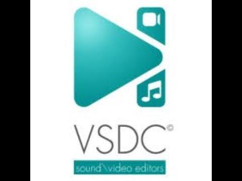 VSDC Video Editor Porgramı Kullanımı/İntro Ekleme/Video Birleştirme-kesme/Eko/Fon Ekleme