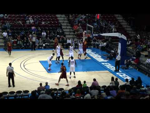 Highlights - Canton Charge vs. Tulsa 66ers 4/4/14