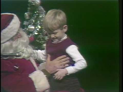 Santa WSPA TV7 Spartanburg, SC 1975