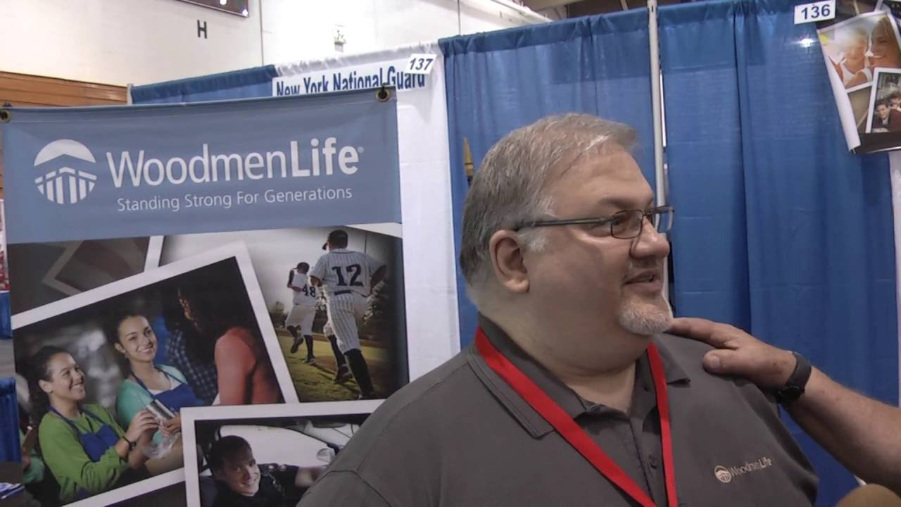Woodmen Life at the Business Expo  6-2-16
