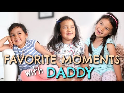 JMK's Favorite Moments with Daddy thumbnail